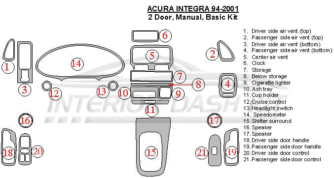 Acura Integra 1994