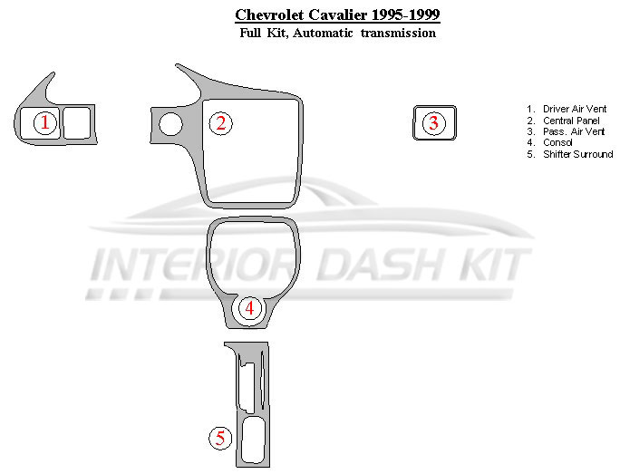 Chevrolet Cavalier 1995