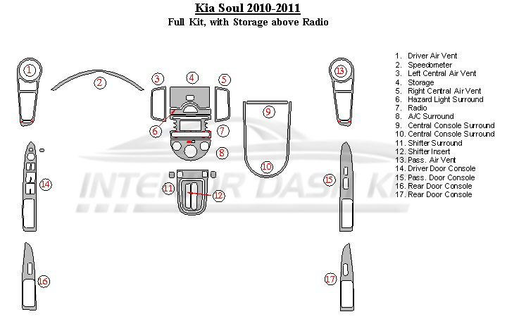 kia spectra water pump location