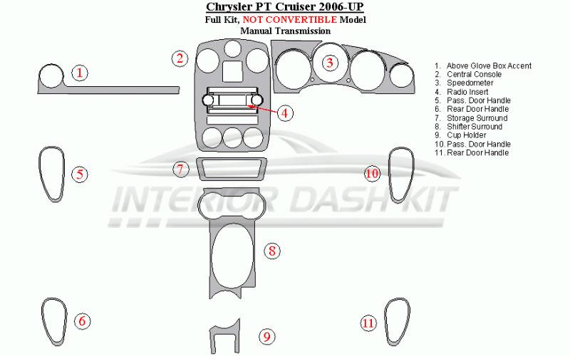 manual pt cruiser 2006